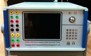 6-Phase Secondary Injection Relay Tester pictures & photos