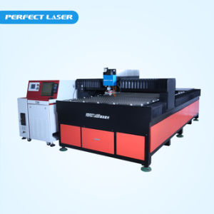 Stainless Steel Iron Aluminum Sheet Metal Laser Cutting Machine with Ce pictures & photos