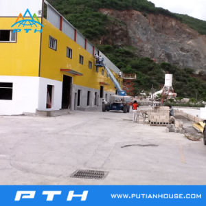 Low Price China Manufacturer Prefab Steel Building pictures & photos