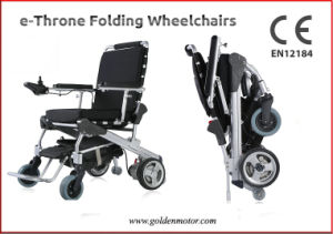 Best Quality Electric Wheelchair, Ce Approved pictures & photos