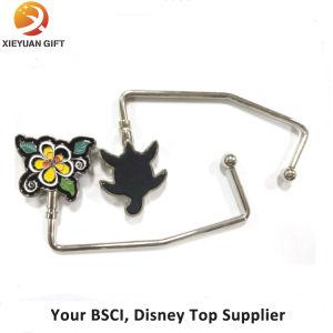 Custom Metal Eco-Friendly Nickel Bag Hook pictures & photos