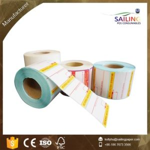 Jumbo Thermal Label Roll 1000m-3000m pictures & photos