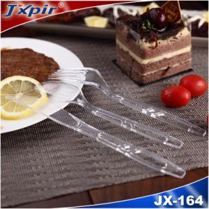 Jx164 Promotion Elegant Plastic Cutlery pictures & photos