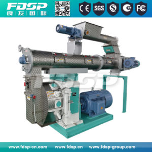 Szlh Series Animal/Poultry/Livestock Feed Pellet Mill Machinery pictures & photos