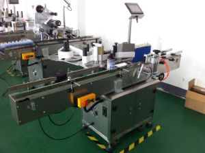 Label Attaching Machine for Sale (LAM-100) pictures & photos