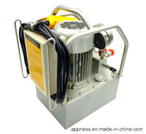 Digital Automatic Hydraulic Pump-Wrench Pump pictures & photos