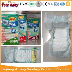 2016 Disposable Good Comfortable Soft High Absorption Baby Diaper pictures & photos