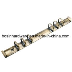 Brushed Antoque Bronze Metal Ring Binder Mechanism pictures & photos