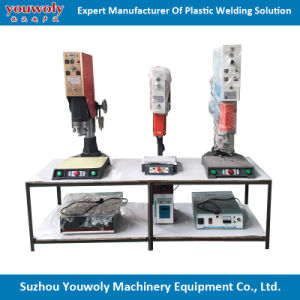 Ultrasonic Plastic Welder with PV Module Reverse Conncetion Protection pictures & photos