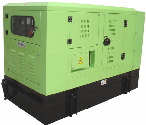 Silent Diesel Generators (STC & ST Brush & TFW / Stamford Style Brushless Series)