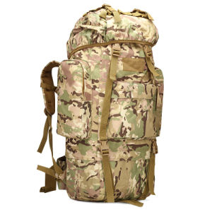 65L Army Military Style Hiking Outdoor Backpack Rucksack Bergen Daypack pictures & photos