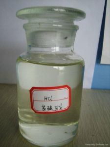 Factory Supply Hydrochloric Acid Price, with Good Quality pictures & photos