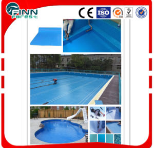 1.2mm 1.5mm 2.0mm PVC Waterproof Membrane Used for Swimming Pool or Pond pictures & photos