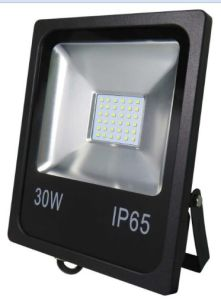 Rectangular Slim LED Floodlightdie-Casting Aluminium Body 30W pictures & photos
