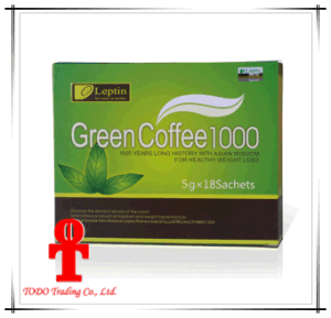 Health Food Leptin Green Slimming Coffee 800 Weight Loss pictures & photos