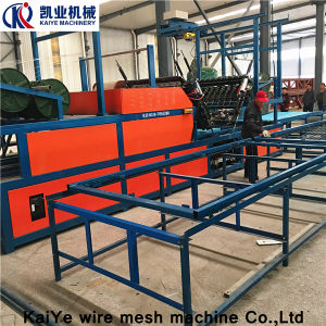 EPS Polystyrene Wire Wall Panel Machine pictures & photos