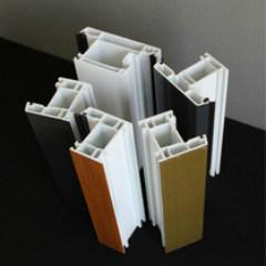 PVC Profile - PVC Coextrusion Colorful Profiles