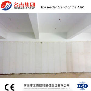 External wall panel or Internal wall panel AAC Lightweight Wall Panel Machine pictures & photos