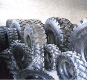Tires for Volvo L40 Wheel Loader pictures & photos