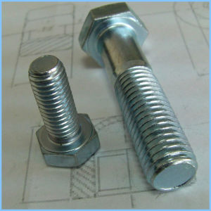4.8 8.8 Grade Bolt and Nut for Steel Structure pictures & photos
