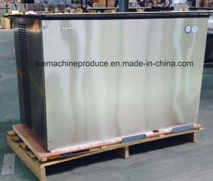 43 Degrees Ambinet Temperature Designed 1000kgs Ice Machine pictures & photos