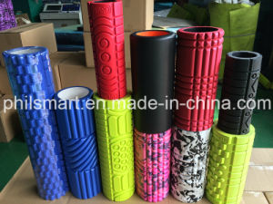 Hollow Yoga Exercise Rumble Muscle Massage Foam Roller pictures & photos