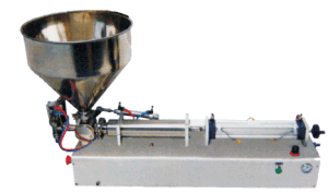 Low Price Pneumatic Piston Cream Filling Machine