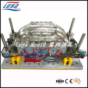 High Quality Plastic Injection Auto Bumper Mould