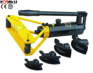"Portable Hydraulic Pipe Bender for 1"" Pipe pictures & photos"