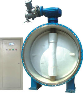 Variable Frequency Speed Regulation Butterfly Valve