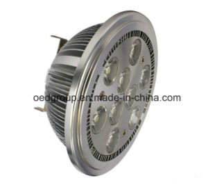 12W High Lumen G53 Spotlight AR111 LED with Factory Price pictures & photos