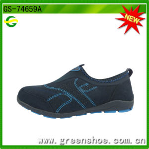 Hot Selling Popular Lady Casual Footwear (GS-74659) pictures & photos