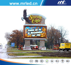 Outdoor Advertising LED Display Panel pictures & photos