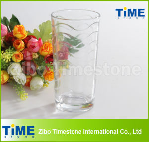 Hot Sale Cheap Transparent Glass Water Juice Cup pictures & photos