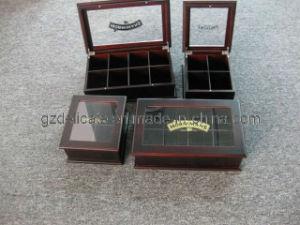 Tea Bag Wooden Box
