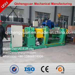 Xk-560 Rubber Mixer Mill, Rubber Compound Two Roll Mill pictures & photos