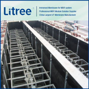 Mbr Membrane for Landfill Leachate Treatment Made in China (LJ1E3-1500-PV2) pictures & photos