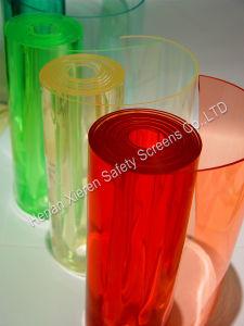 PVC Strip Transparent Curtains pictures & photos
