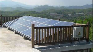 China Sun Tracking Solar System for Home Use 10kw 15kw pictures & photos