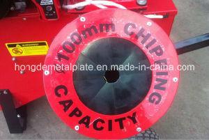 9HP Garden Tool Gasoline Wood Chipper Shredder pictures & photos