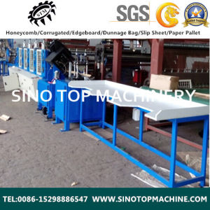 Both Inner and Outer Steel Roller Edge Protector Machine pictures & photos