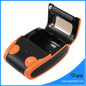 Mini Portable Thermal Bluetooth Mobile Barcode Printer for Android and Ios pictures & photos