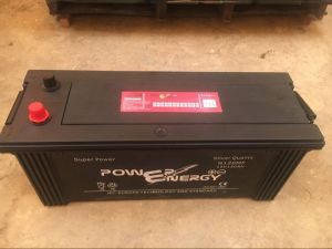 N120mf 12V120ah Maintenance Freelead Acid Car Storage Battery pictures & photos