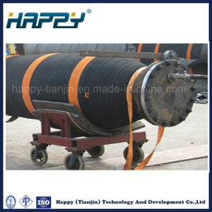 Marine Floating Discharge Dredge Rubber Hose Pipe pictures & photos