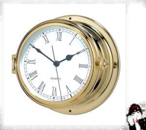 Nautical Quartz Clock Roman Numerals Dial 180mm pictures & photos