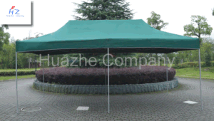 10ft X 20ft (3X6m) Steel Folding Gazebo Folding Canopy Pop up Tent Easy up Gazebo pictures & photos