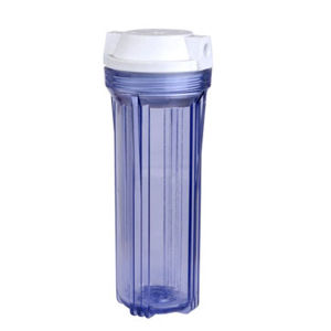 """10"""" 20"""" Clear Filter Housing Residential Filter Cartridge Housing pictures & photos"""