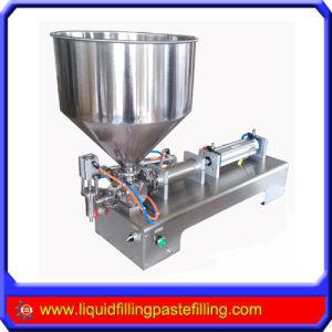 Semi-Automatic 5-100ml Paste Filling Machine for Paste Filling