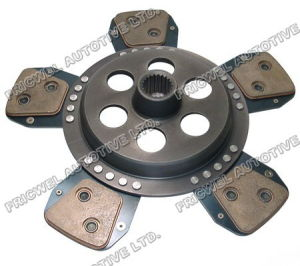 Tractor Clutch Disc (MF 385) pictures & photos