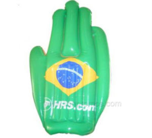 Sports Game Events National Flag Custom Printing Cheering Hand pictures & photos